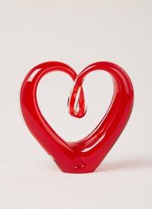 Hart rood LEONARDO